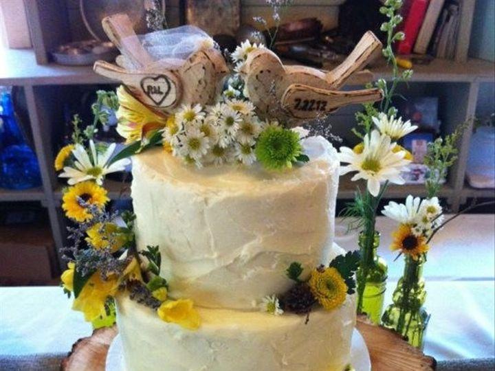 Tmx 1386881673272 Leslie  Ric Quincy wedding cake