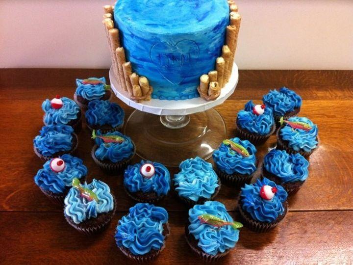 Tmx 1386881721081 Just Fishi Quincy wedding cake