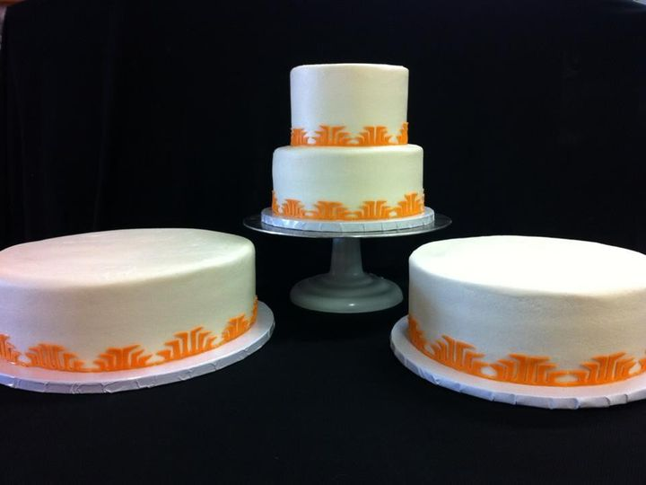 Tmx 1386881738747 Native Weddin Quincy wedding cake
