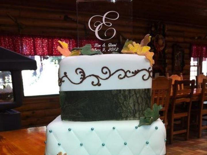 Tmx 1386881834348 Tim  Dan Quincy wedding cake
