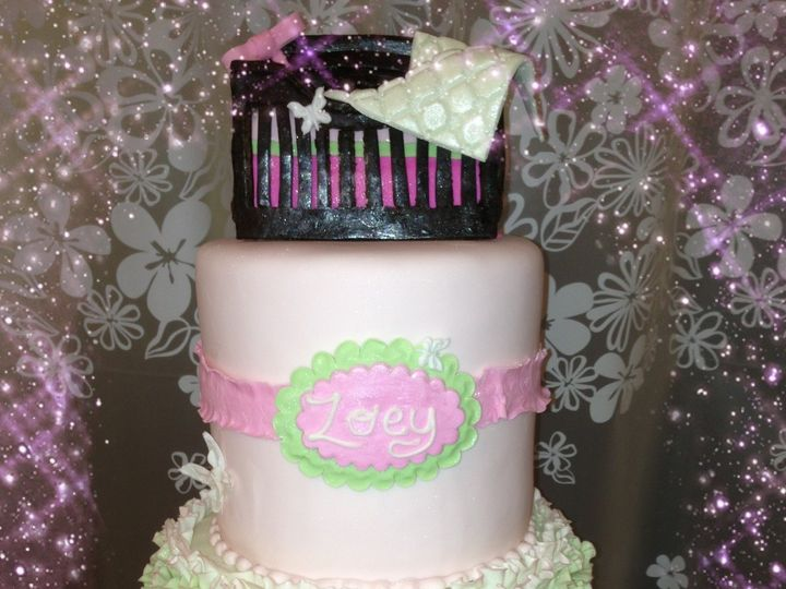 Tmx 1386882089913 Img578 Quincy wedding cake