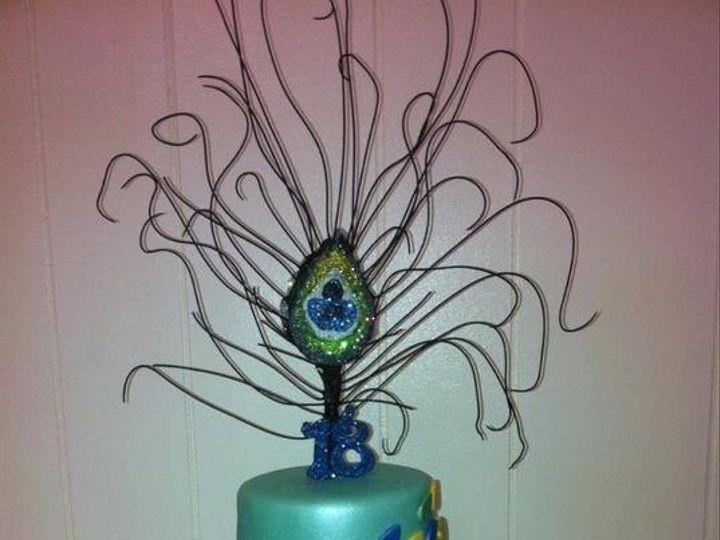 Tmx 1386882457963 Eliz Quincy wedding cake