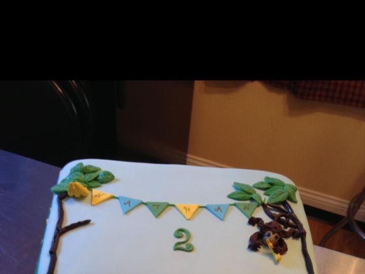 Tmx 1386882781737 Img574 Quincy wedding cake
