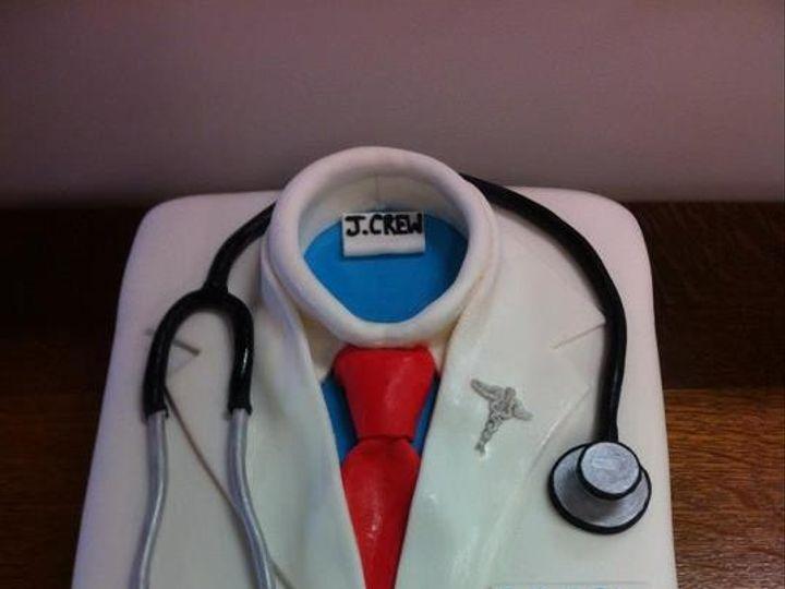 Tmx 1386882892803 Med School Graduat Quincy wedding cake