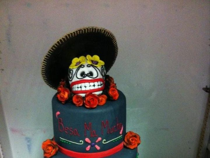 Tmx 1386883258345 Besa Ma Much Quincy wedding cake