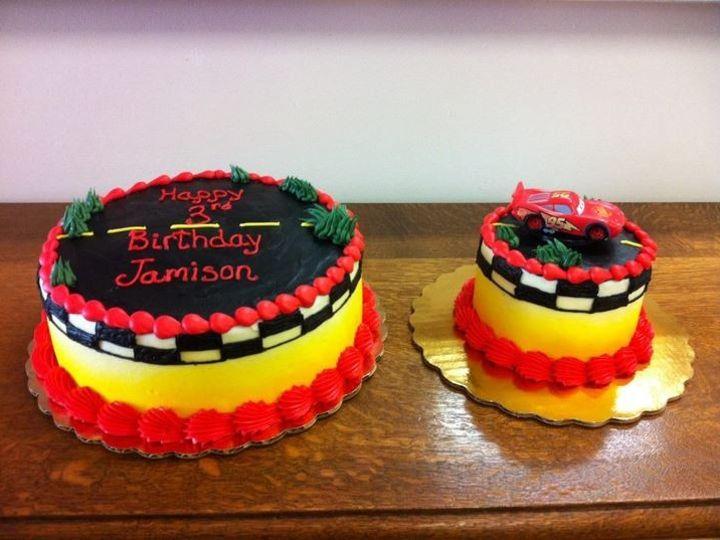 Tmx 1386883408962 Jamiso Quincy wedding cake