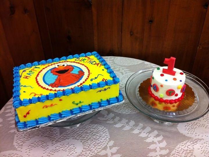 Tmx 1386883420193 Nathans 1st Birthda Quincy wedding cake