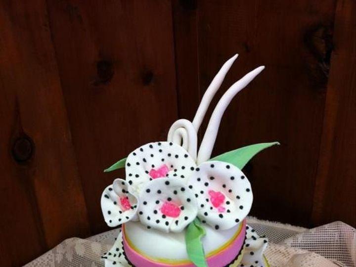 Tmx 1386883528800 Sweet Soir Quincy wedding cake