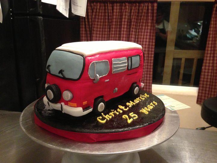 Tmx 1386883992693 Img559 Quincy wedding cake