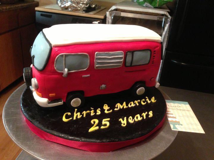 Tmx 1386884041950 Img560 Quincy wedding cake