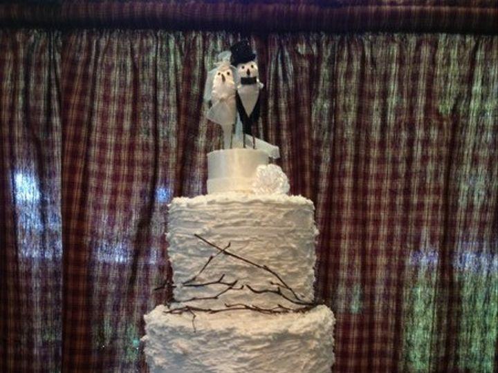 Tmx 1387240052097 600x6001386880419729 Img51 Quincy wedding cake
