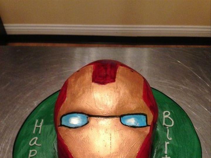 Tmx 1387240157712 Birthday Cak Quincy wedding cake