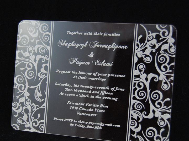 Tmx 1454687690621 Dsc1067 Fort Collins wedding invitation