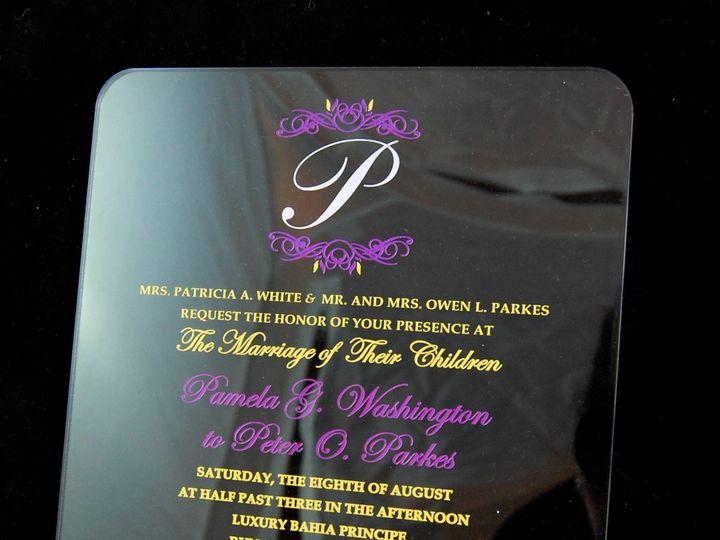Tmx 1454687785334 Dsc1052 Fort Collins wedding invitation