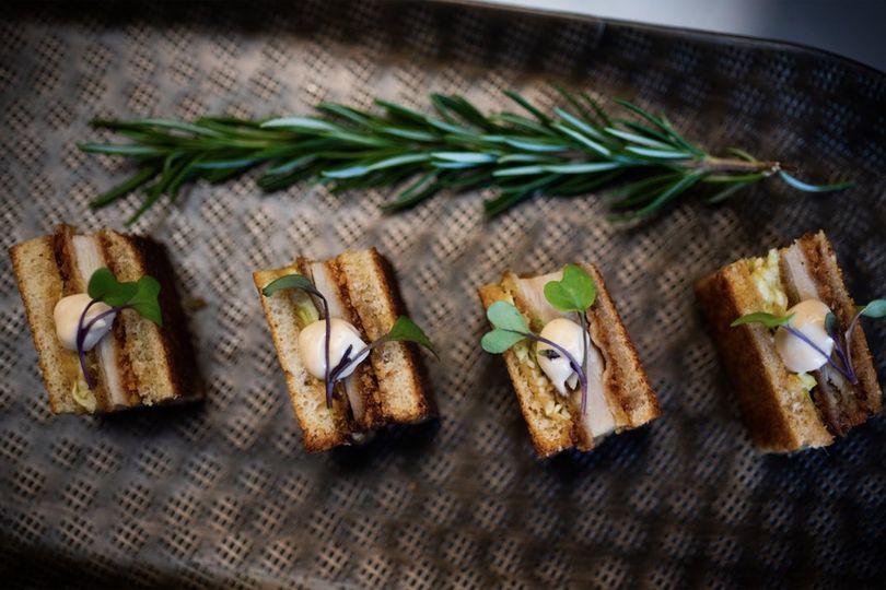 Chicken Katsu Sandwiches Apps