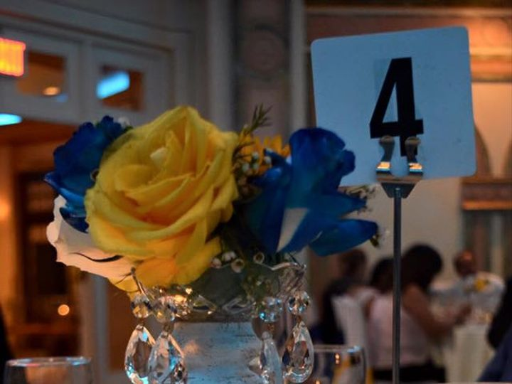 Tmx Rose Centerpiece 51 1349955 159621841592681 Brooklyn, NY wedding planner