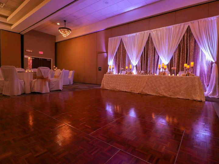 Tmx Backdrop 51 379955 V1 Columbus, OH wedding venue