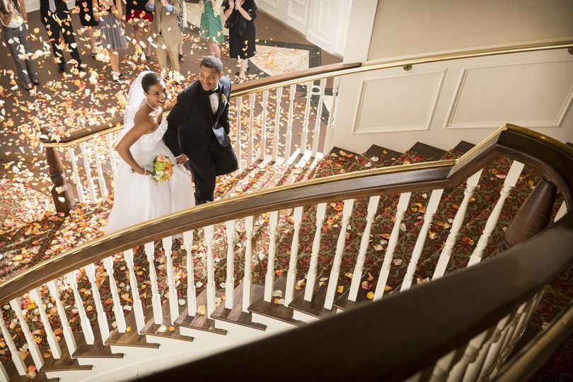 The Tremont Ballroom offers a grand entrance.