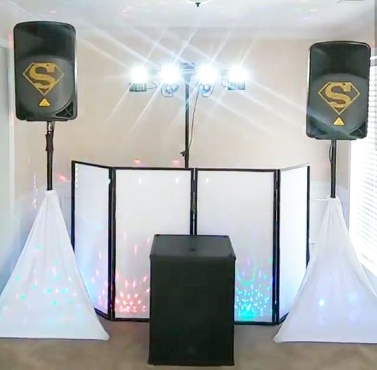 Deluxe setup