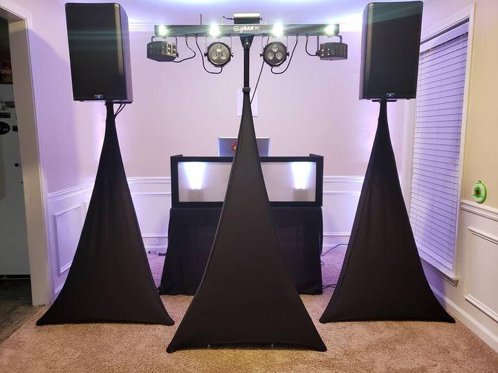 Powerful All-Black setup