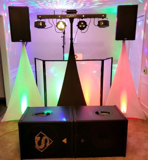 Ultimate Sound & Light setup