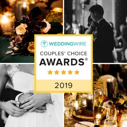Couples' Choice Award 2019