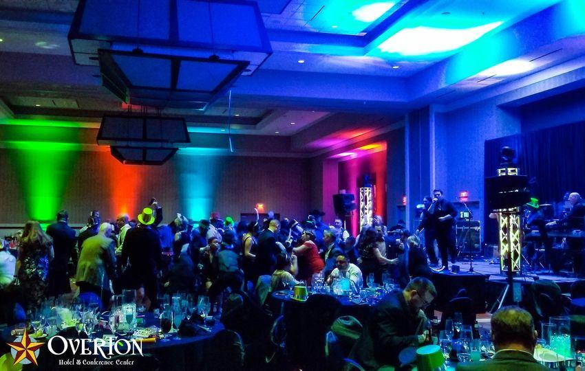 Overton Hotel lubbock - NYE