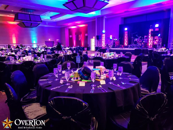 Tmx Overton Stage 51 550065 Plano, TX wedding band