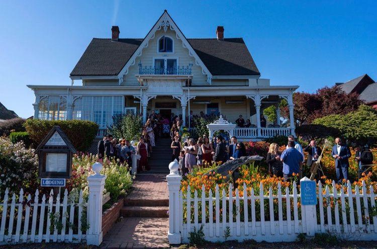 Mendocino Wedding Venue