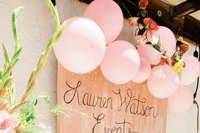 Lauren Watson Events