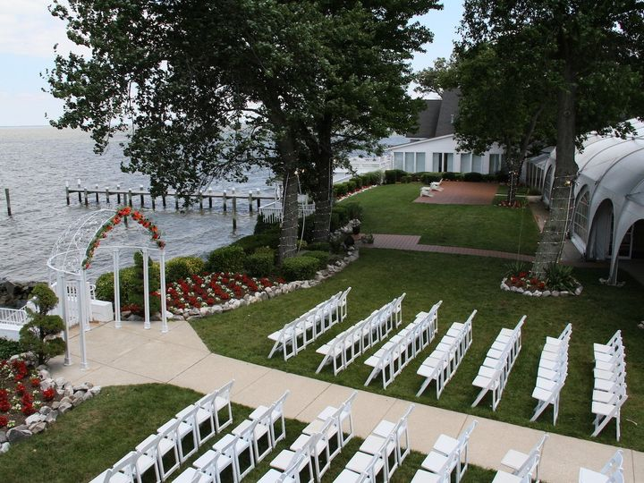 Tmx 1405029959962 Celebrations At The Bay Lawn Beltsville wedding catering