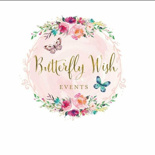 Butterfly Wish Events logo