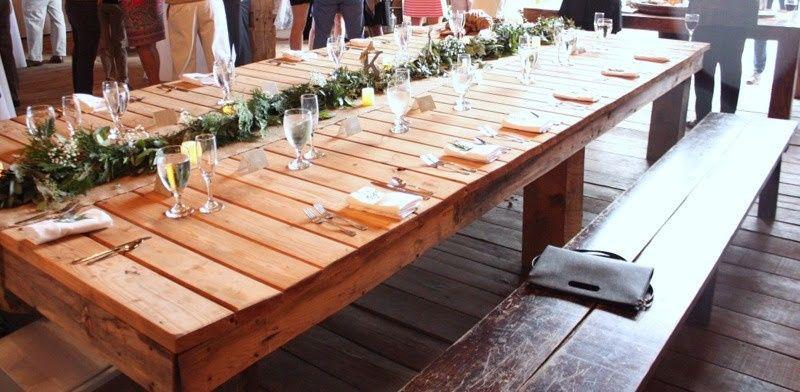 Large Head Table