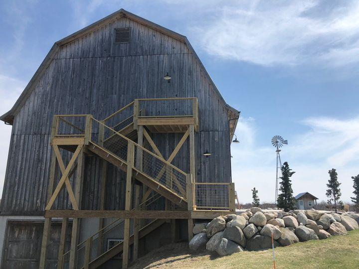 100 Year Old Amish Built Barn