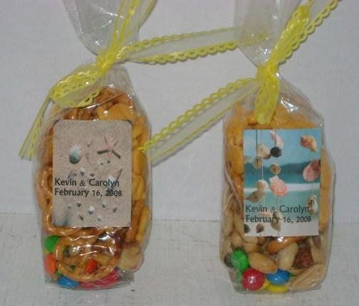 personalized snack mixes