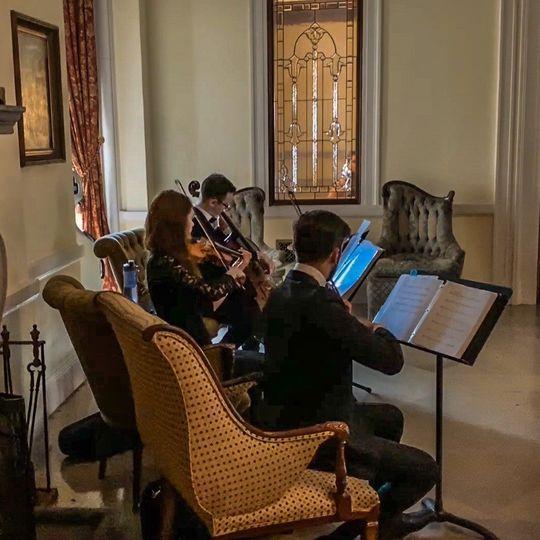 Oheka Castle - String Trio