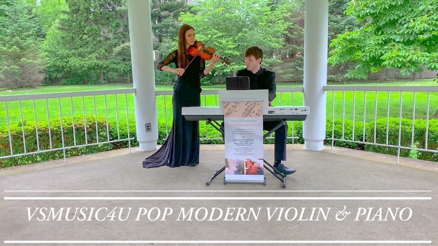 Pop modern duo VSMUSIC4U