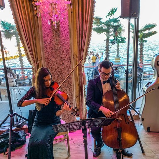 String Duo-Chateau La Mer