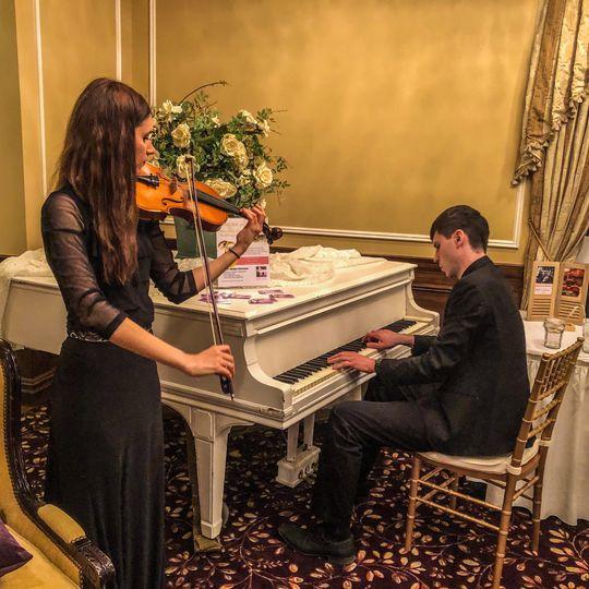 Duo violin piano VSmusic4u