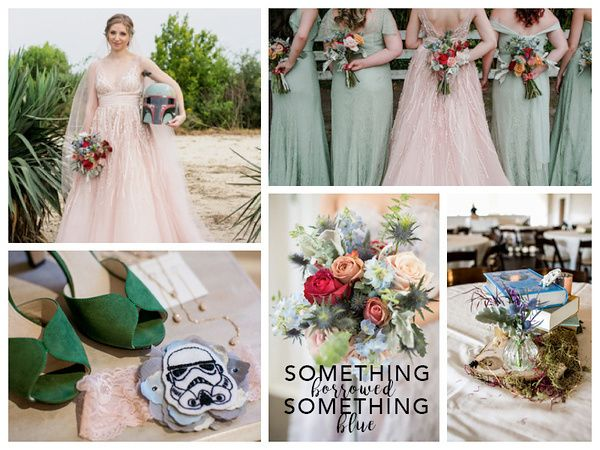 Something Borrowed Collection