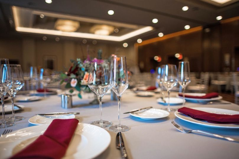 Table- Sundial Ballroom