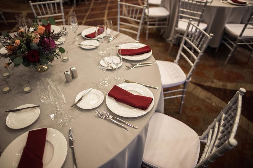 Refined table settings