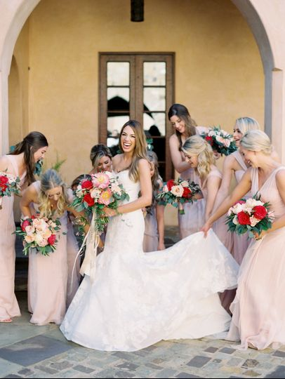 As seen on BRIDES and Yahoo!