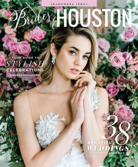 Cover for Brides of Houston