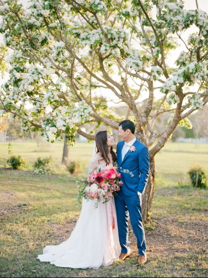 Best Wedding in TX by The Knot