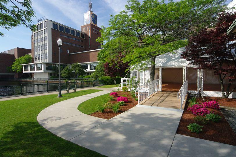 Washburn Pavilion Tent