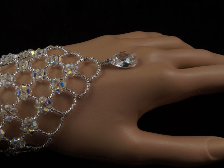 Tmx 1461858247037 Bracelet Swarovski Crystal 2 Danbury wedding jewelry