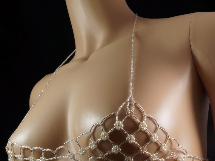 Tmx 1461858348013 Bra Beaded Bridal 1 Danbury wedding jewelry