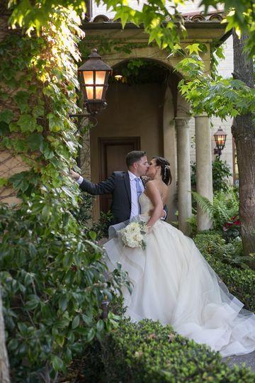 Zack & Michelle secret moment