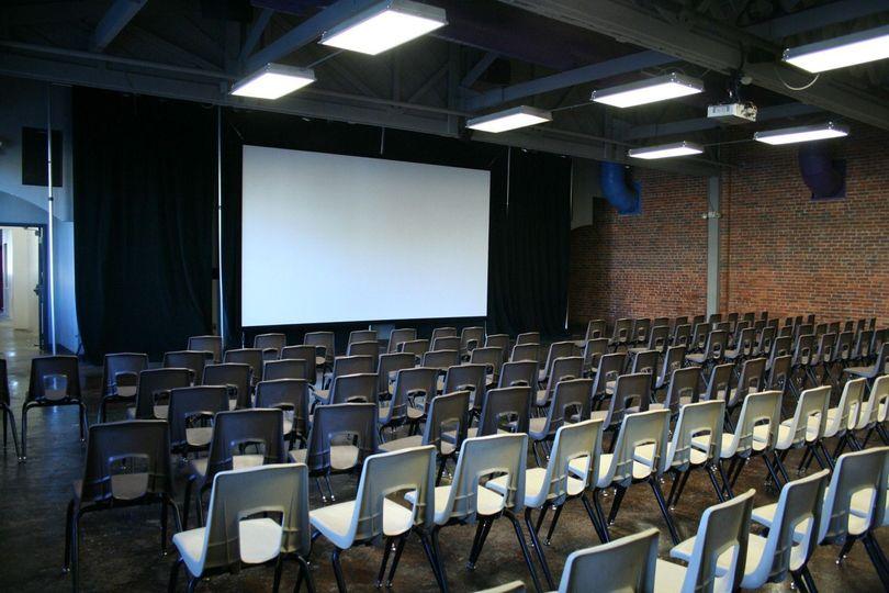 auditorium lecture